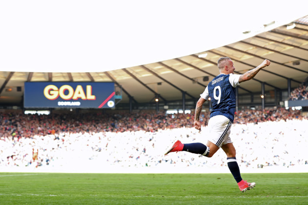 Scotland v England - 2018 FIFA World Cup Qualifying - Group F - Hampden Park