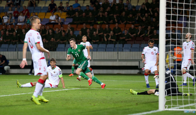 Belarus v Northern Ireland - UEFA Euro 2020 Qualifying - Group C - Borisov Arena
