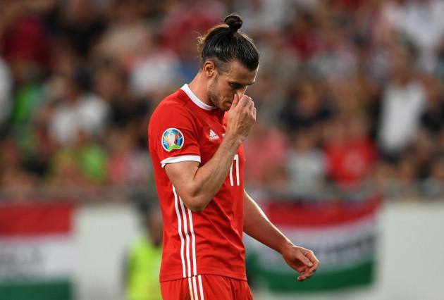 Hungary v Wales - UEFA Euro 2020 Qualifying - Group E - Groupama Arena