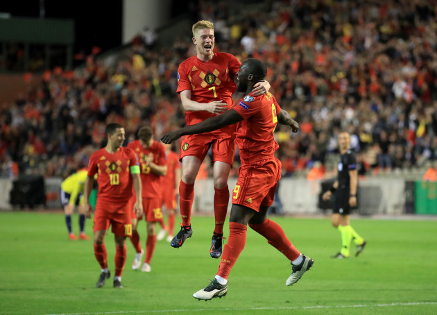 Belgium v Scotland - UEFA Euro 2020 Qualifying - Group I - King Baudouin Stadium