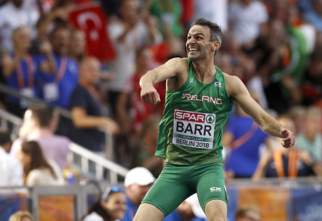 European Athletics Championships 2018 - Day Three