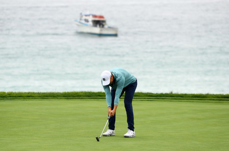 US Open - Day One - Pebble Beach Golf Links