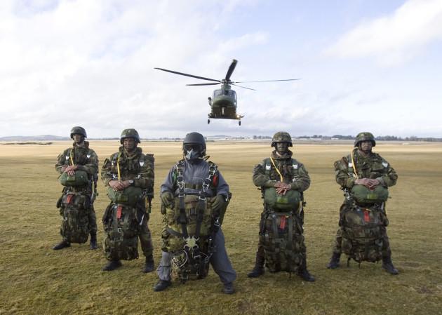 Army Rangers Exercises