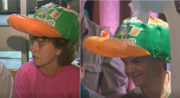 hats all folks
