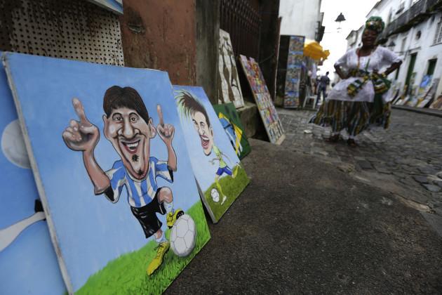 Brazil Soccer Copa America