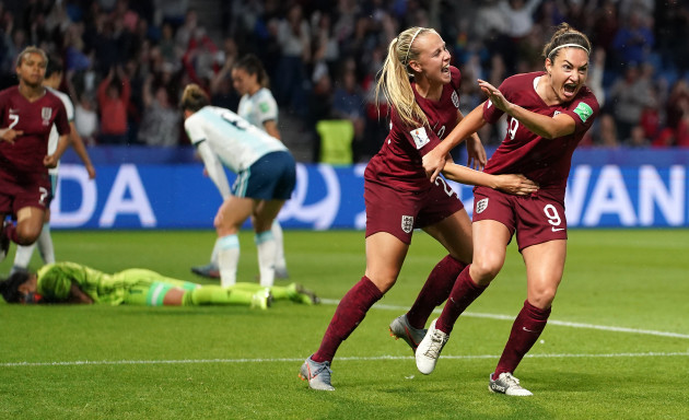 England v Argentina - FIFA Women's World Cup 2019 - Group D - Stade Oceane