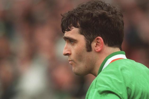 Eddie McGoldrick Republic of Ireland 1994