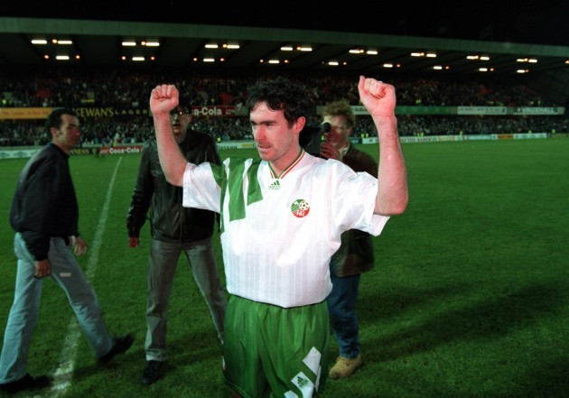 Alan McLoughlin 17/11/1993