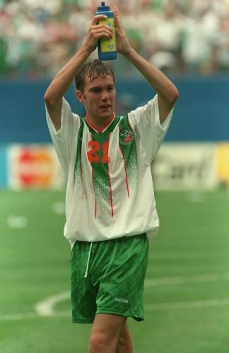 Jason McAteer Republic of Ireland 1994