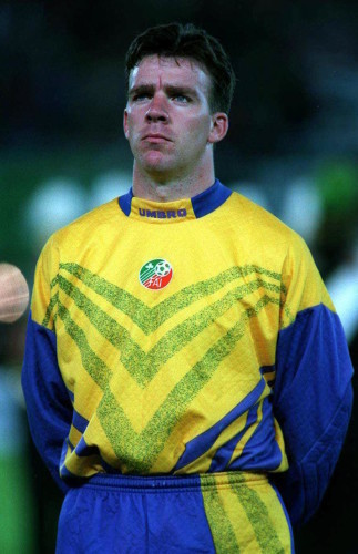 Alan Kelly Republic of Ireland 1995