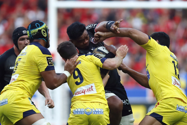 France Rugby Union Final