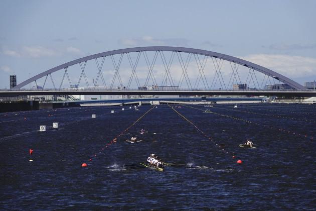 Tokyo 2020 Rowing Venue