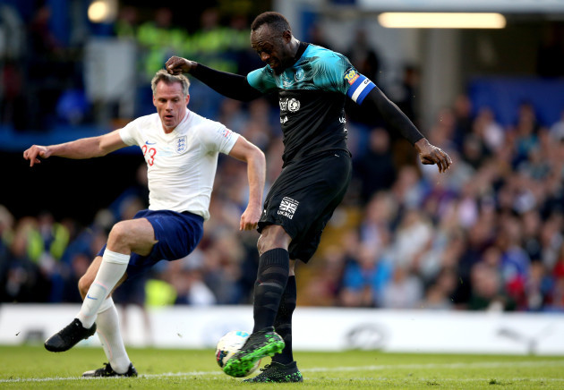 Soccer Aid for UNICEF 2019 - Stamford Bridge