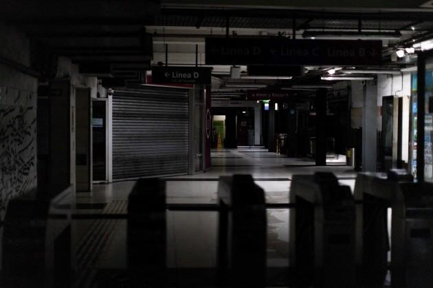 Argentina Blackout