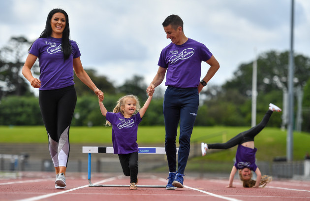 Launch of Irish Life Health Festival of Running