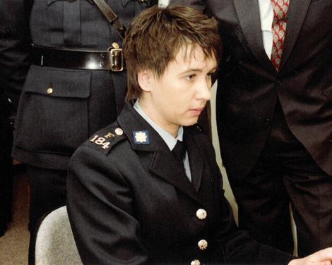 Majella Moynihan in 1998