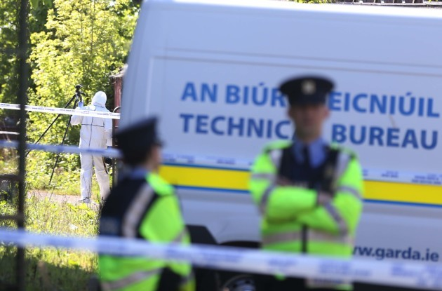 File photo Two 14-year-old boys have been found guilty of the murder of Ana Kriégel in Lucan just over a year ago. End.