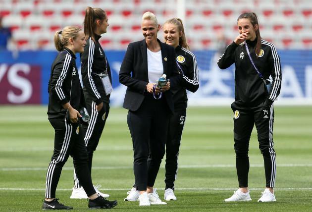 England v Scotland - FIFA Women's World Cup 2019 - Group D - Stade de Nice