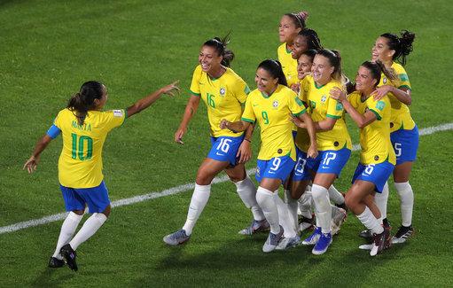Italy v Brazil - FIFA Women's World Cup 2019 - Group C - Stade du Hainaut