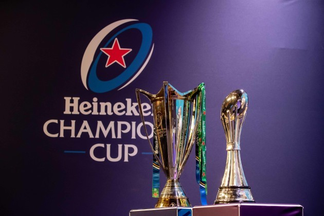 Champions Cup draw pits Munster against Saracens and Racing