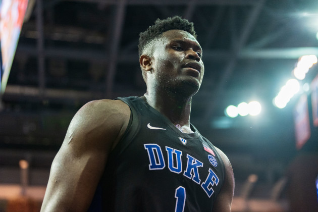 NCAA Basketball 2019: Duke vs Virginia FEB 09