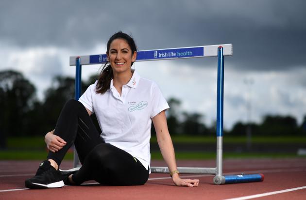 Launch of Irish Life Health Festival of Running