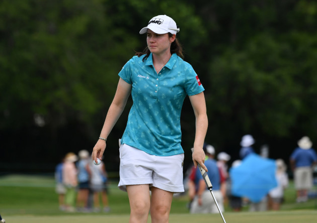 LPGA: U.S. Women's Open Conducted by the USGA - Second Round