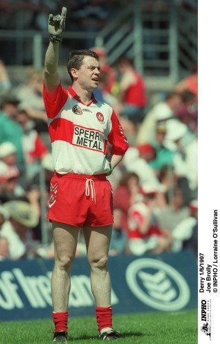 Joe Brolly Derry 1/6/1997
