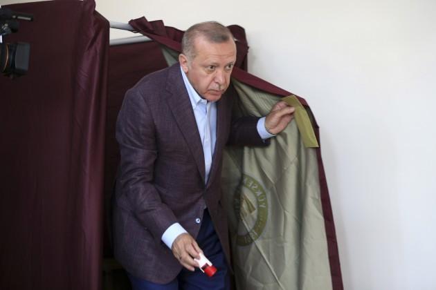 Turkey Istanbul Election