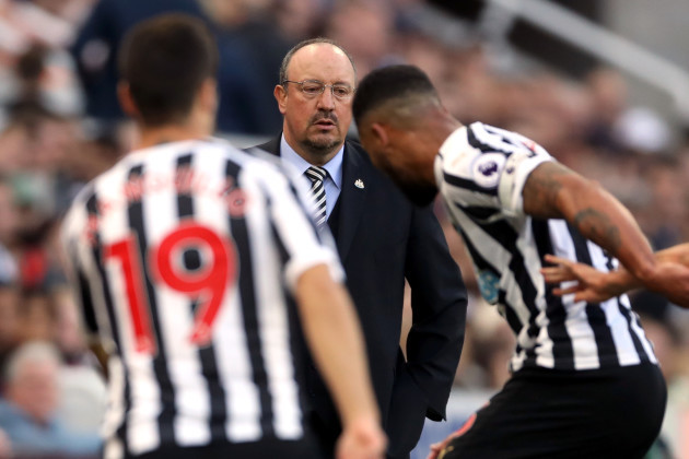 Newcastle United v Leicester City - Premier League - St James' Park
