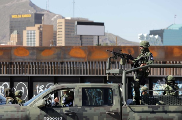 Mexico-US Border: Mexico steps up security at border after tariff threats