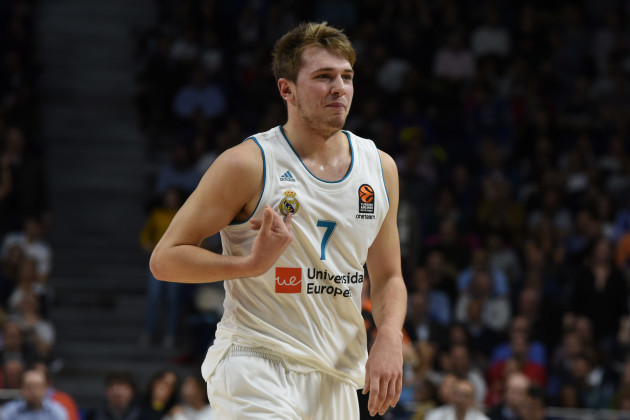 EuroLeague Basketball: Real Madrid beats Valencia Basket
