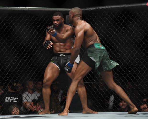 MMA: UFC 235-Woodley vs Usman