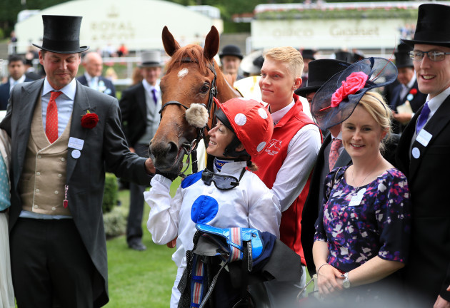 Royal Ascot - Day Four - Ascot Racecourse