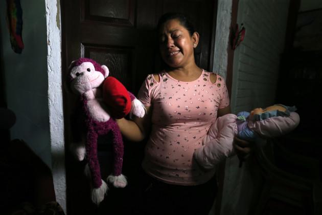 El Salvador Mexico US Border Migrant Deaths