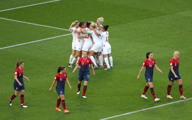 Norway v England - FIFA Women's World Cup 2019 - Quarter Final - Stade Oceane