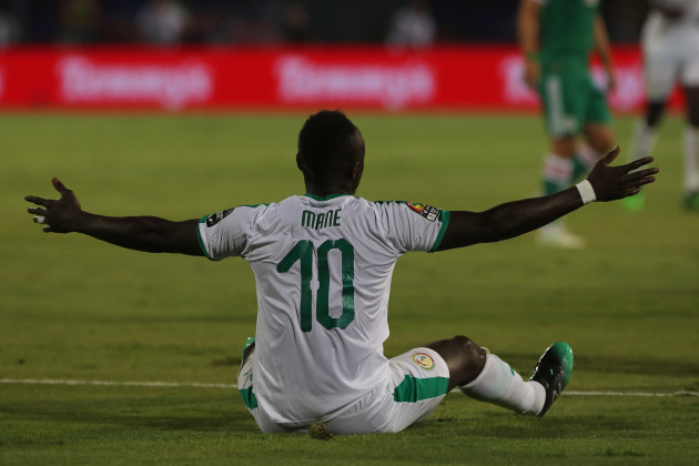 2019 Africa Cup of Nations - Senegal vs Algeria