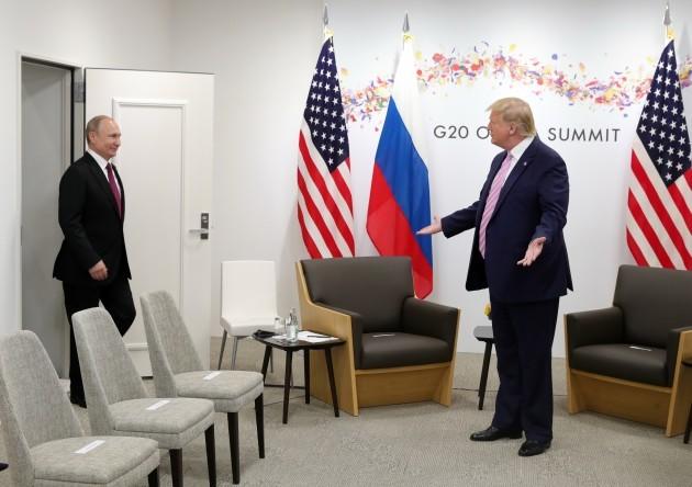 Trump G20 US Russia