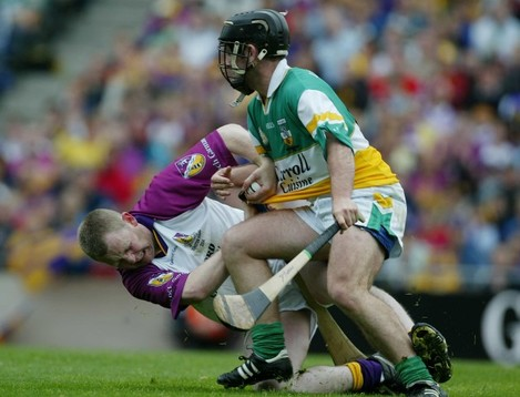 Damien Fitzhenry with Damien Murray