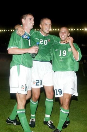 Colin Healy Jim Goodwin and Graham Barrett 21/8/2002 DIGITAL