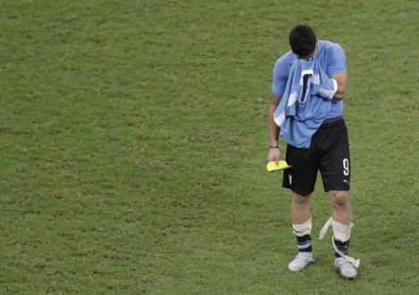 Brazil Soccer Copa America Uruguay Peru