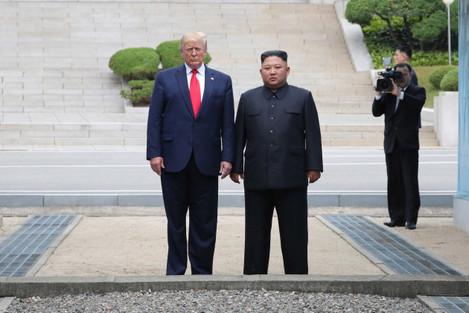 Korea: U.S. - North Korea Summit