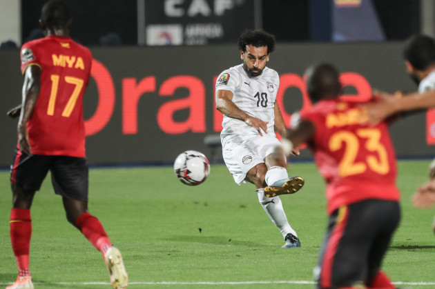 2019 Africa Cup of Nations - Egypt vs Uganda