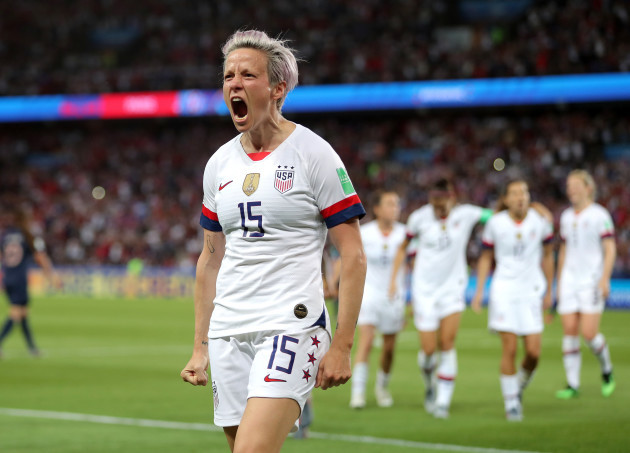 France v USA - FIFA Women's World Cup 2019 - Quarter Final - Parc des Princes