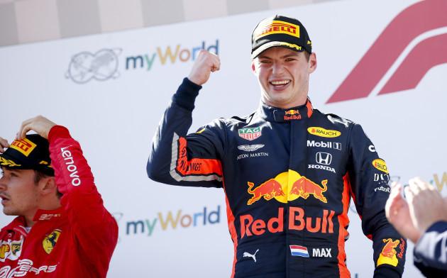 Motorsports: FIA Formula One World Championship 2019, Grand Prix of Austria