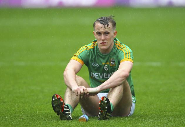 Ronan Ryan dejected