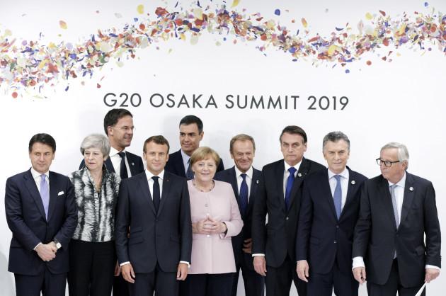 Japan G20 Summit EU South