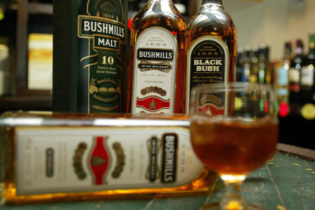 ULSTER Whiskey 3