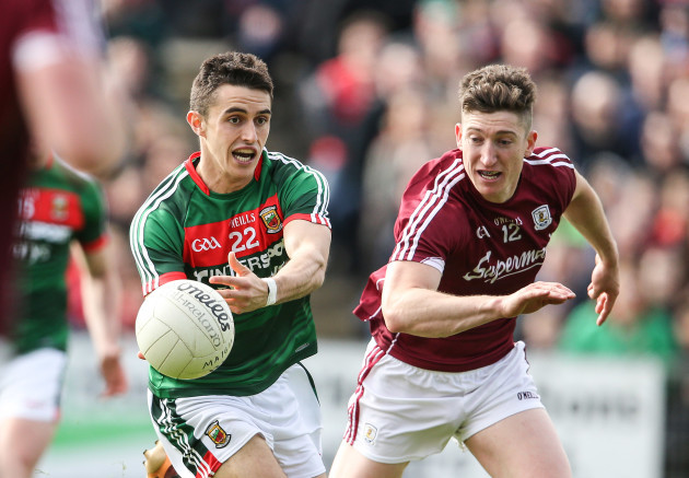 Cian Hanley and Johnny Heaney