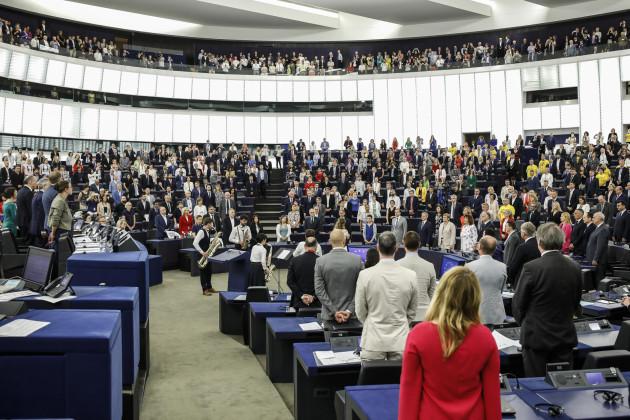 France EU Parliament